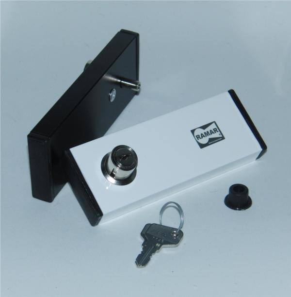 Dispositivo bloqueador ramar para ventanas y puertas - Puertas de aluminio correderas ...